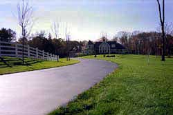 Residential and commercial driveways
